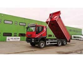 kipper vrachtwagen > 7.5 t Iveco Trakker AT19TW45 2011