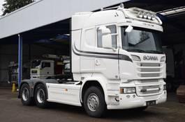 zware last trekker Scania R730 V8, 76 Tons, Euro 6, Hydraulic, Retarder, Truckcenter Apeldoorn