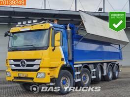 kipper vrachtwagen > 7.5 t Mercedes-Benz Actros 4144 K 10X4 Big-Axle Lift+Lenkachse Steelsuspension Euro 5 2009