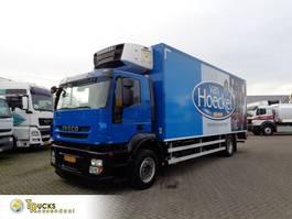 koelwagen vrachtwagen Iveco EuroCargo 190 190S36 + Euro 5 + Carrier Supra 950 2010