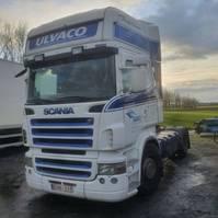 standaard trekker Scania 124 R420 2009