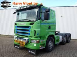 standaard trekker Scania G440 G 440  6X2 2010