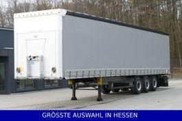 schuifzeil oplegger Schmitz Cargobull Liftachse Palettenanschlag XL + Getränke €289.-m 2015