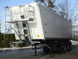 kipper oplegger Schmitz Cargobull SKI 24 SL 9.6 3 Achse Alu Muldenkipper 52 M³ 2020