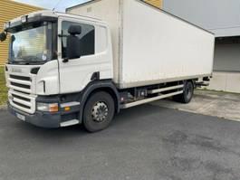 bakwagen vrachtwagen Scania P280 - EURO 5