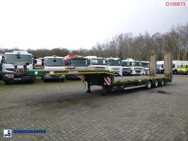 dieplader oplegger Faymonville 3-axle semi-lowbed trailer // F-S43-A1AY // extendable 6.1 m 2016