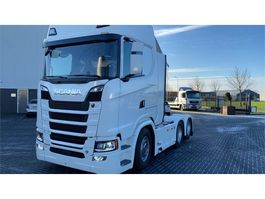 standaard trekker Scania 650S 6x2-2950 NB 2021