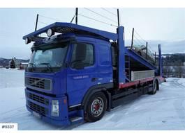 autotransporter vrachtwagen Volvo FM12 4x2 car freight w / trailer WATCH VIDEO 2005