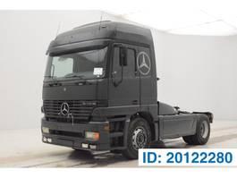 standaard trekker Mercedes-Benz Actros 1840 1840LS 2002