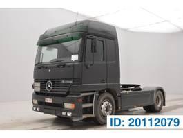 standaard trekker Mercedes-Benz Actros 1846 1846LS 2002