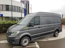 gesloten bestelwagen Volkswagen E-CRAFTER NIEUWSTAAT !! volledig elektrisch ! 2020