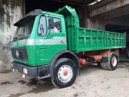kipper vrachtwagen > 7.5 t Mercedes-Benz 19.32 (4x2) 1984