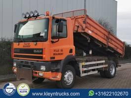 kipper vrachtwagen > 7.5 t DAF CF 65 240 2000