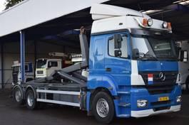 containersysteem vrachtwagen Mercedes-Benz Axor 2536, Euro 5, 6x2, Truckcenter Apeldoorn