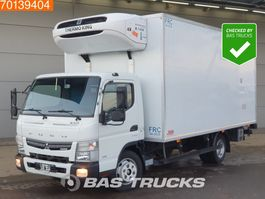 koelwagen vrachtwagen Mitsubishi Fuso 7C15 4X2 ATP Thermo King T-600R LBW Trennwand 2014