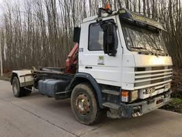 containersysteem vrachtwagen Scania 93H  280 1993