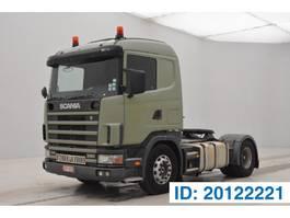 standaard trekker Scania R114-380 2003