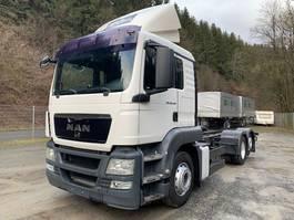 chassis cabine vrachtwagen MAN 26.440 TGS **EURO5 EEV/Liftachse/Radstd. 4,5 m** 2010