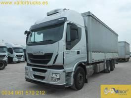 schuifzeil vrachtwagen Iveco AS260S50Y/PS 2021