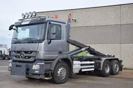 containersysteem vrachtwagen Mercedes-Benz ACTROS 2644 6X2 CONTAINER SYSTEEM- CONTAINER SISTEEM- CONTAINER HAAKSYSTEEM- SYSTEME CONTENEUR 2010