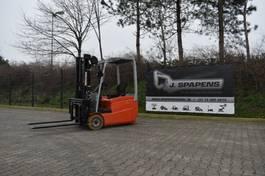 vorkheftruck BT C3E160L 1600KG Sidshift vork positioneer 2012