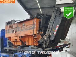 Shredder Doppstadt DW2060 K Last service by 6000 H - from Dutch customer 2013