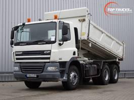 kipper vrachtwagen > 7.5 t DAF FAT CF85.360 6x4 Kipper, Tipper - Manuel 2008