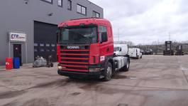 standaard trekker Scania 124 - 400 (MANUAL PUMP & MANUAL GEARBOX / EURO 2) 1998