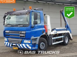 containersysteem vrachtwagen DAF CF 75.310 4X2 Hyvalift NG-2013-TA Euro 5 2007