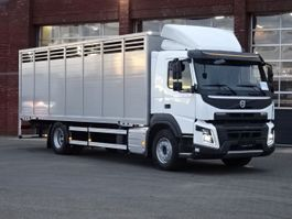 veewagen vrachtwagen Volvo FMX 380 - Finkl Livestock BDF - New/Demo - Euro6-D - Navi - PTO - New Finkl box 2020