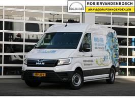 gesloten bestelwagen MAN eTGE 3.140│100% Elektrisch│141PK│L3H3│Automaat Basis MEDIAPAKKET NAVI/LE... 2020