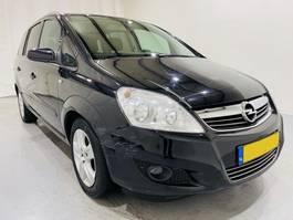 overige personenwagens Opel Zafira 1.8i Edition 7-Pers. Airco 2009