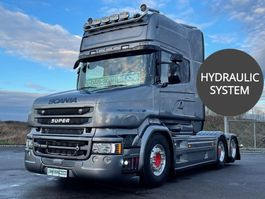 torpedo front trekker Scania T580 6x2 3900mm new build inkl new hydr. systen 2015