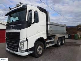 kipper vrachtwagen > 7.5 t Volvo FH 540 Tipper truck 2014