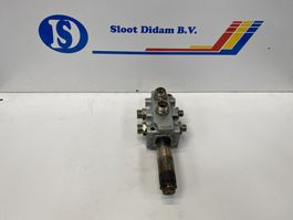 hydraulisch systeem equipment onderdeel Neuson 3503 3703 schakelventiel Umschaltventil 6