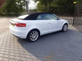 cabriolet auto Audi A3 CABRIOLET a3 2012