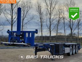 container chassis oplegger Fliegl 30 & 40 ft. Kippchassis 1998