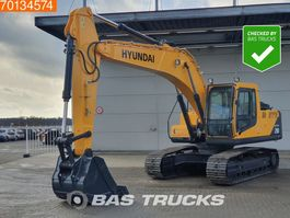 rupsgraafmachine Hyundai R210 NEW UNUSED 21 TONS EXCAVATOR 2020