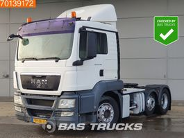 standaard trekker MAN TGS 24.360 6X2 NL-Truck Hydraulik Liftachse Euro 4 2009