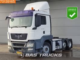 standaard trekker MAN TGS 24.360 6X2 NL-Truck Hydraulik Liftachse ACC Euro 4 2008