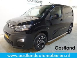 gesloten bestelwagen Citroën Berlingo 1.6 BlueHDI Club / Airco / Cruise Control / Navigatie / PDC / 15.930 KM !! 2019