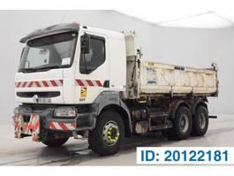 kipper vrachtwagen > 7.5 t Renault Kerax 320 DCi - 6x4 2003
