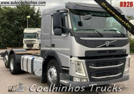 chassis cabine vrachtwagen Volvo FM 420 2015
