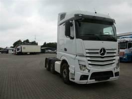 standaard trekker Mercedes-Benz MERCEDES-BENZ Actros 2551 LS MP 4/Retarder