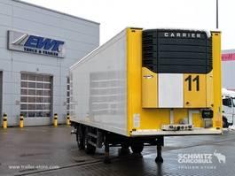 koel-vries oplegger Schmitz Cargobull Semitrailer Insulated/refrigerated box Roldeur 2011