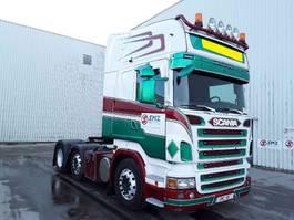 standaard trekker Scania R480 ADR Retarder Full option 2010