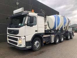 betonmixer vrachtwagen Volvo FM460 6x4 + 2 ax. Stetter 12 Kub 2012