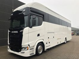 motorhome camper Scania S500 2020