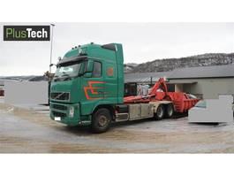 chassis cabine vrachtwagen Volvo FH16 550 2004