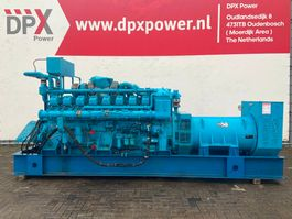 generator Mitsubishi S16NPTA - 1.000 kVA Generator - DPX-12338 1989
